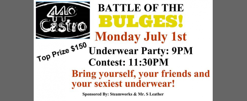 Battle of the Bulges!