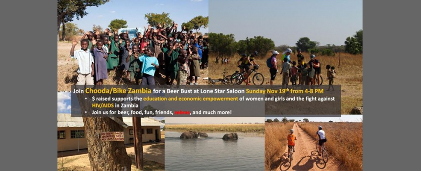 Beer Bust for Bike Zambia