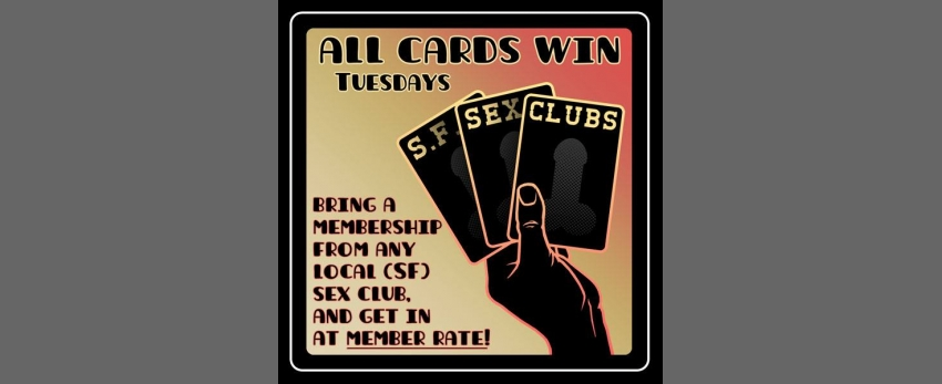 All Cards Win Tuesdays