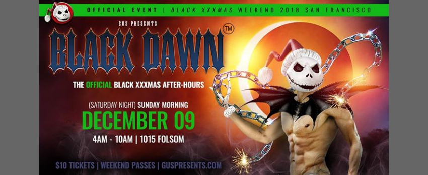 BLACK DAWN | The OFFICIAL BLACK XXXMAS AFTER-HOURS