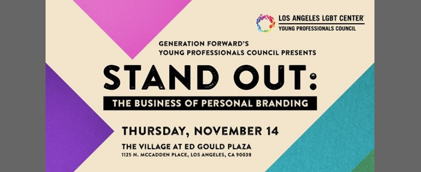 STAND OUT: The Business of Personal Branding