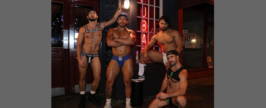 Jock Saturday's at Fubar