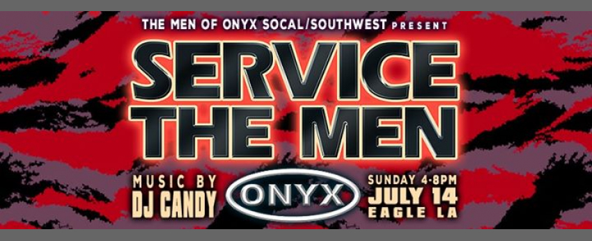 Service The Men
