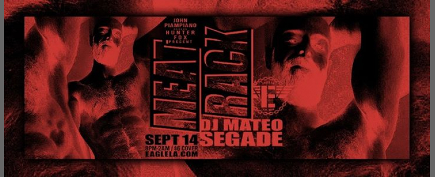 MEAT RACK w/ DJ Mateo Segade