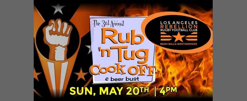 Ruggerbust & Cook Off!
