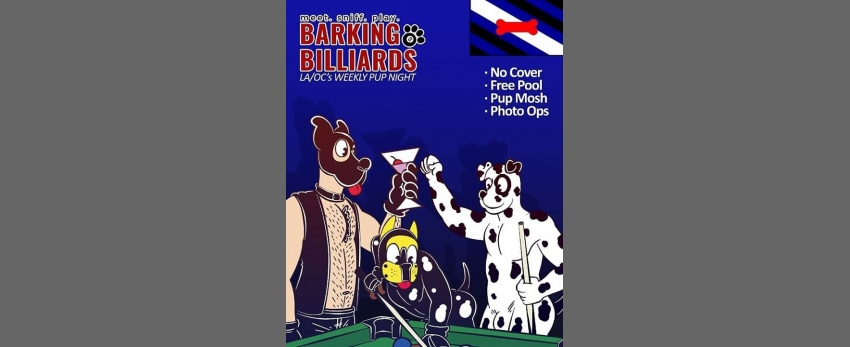 Barking Billiards