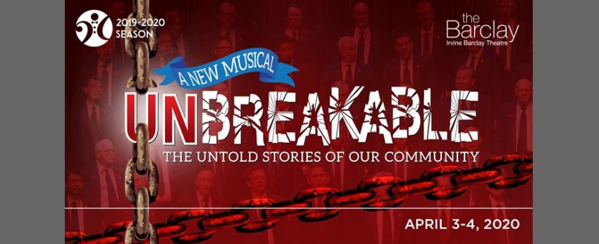 MenAlive: Unbreakable - A New Musical