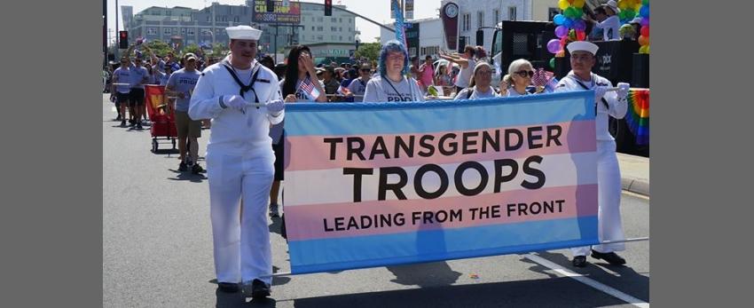 Pride in the Veterans Day Parade