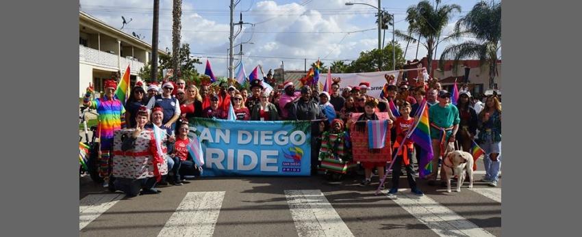 Pride in Toyland