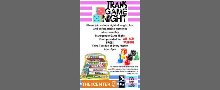 Trans Game Night!
