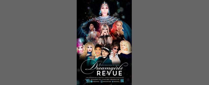 Dreamgirls Revue - MO's