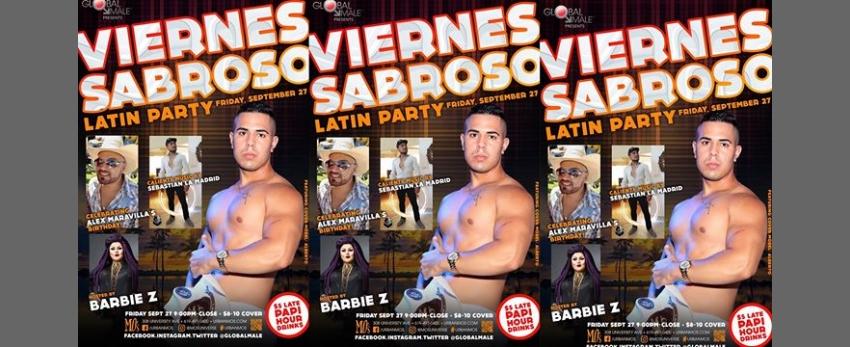 Viernes Sabroso Latin Dance Party