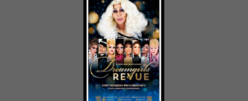 Dreamgirls Revue with Chad Michaels