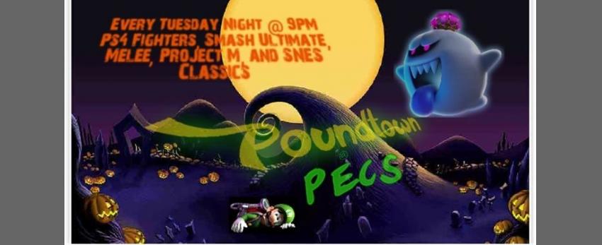 PoundTown @PECS