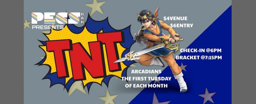 TNT#3 Arcadian Singles Tourney
