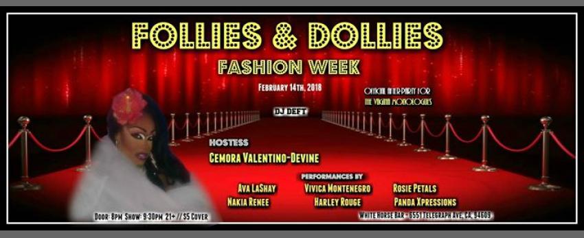 Follies And Dollies: Fashion Week