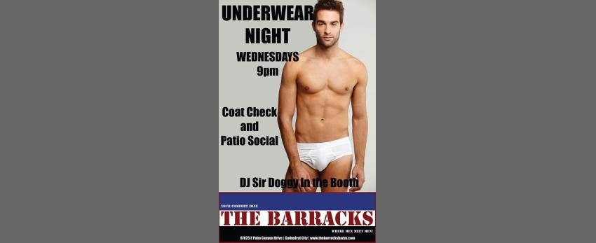Underwear Night