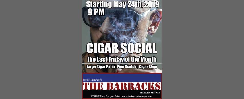Cigar Social Night