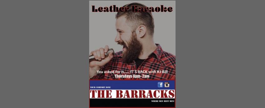 Leather Karaoke