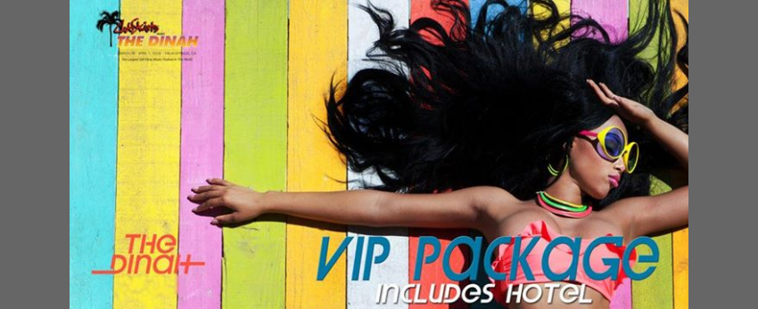 VIP Hotel Package Club Skirts Dinah Shore Weekend 2020