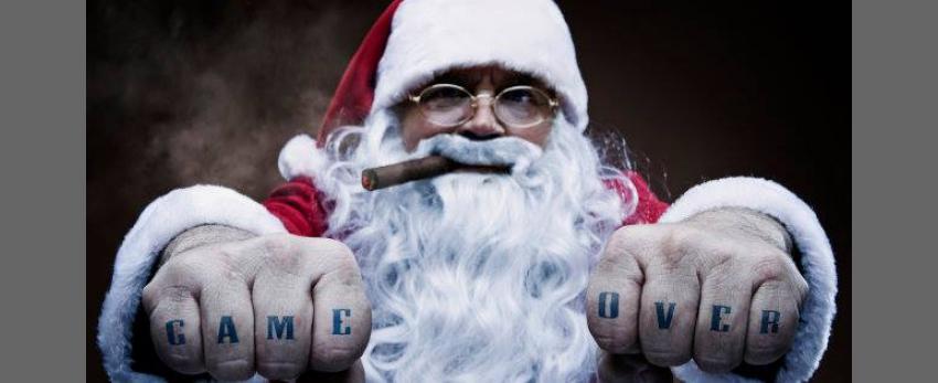 Naughty Santa - Minneapolis