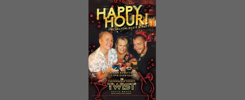 Twist Happy Hour!