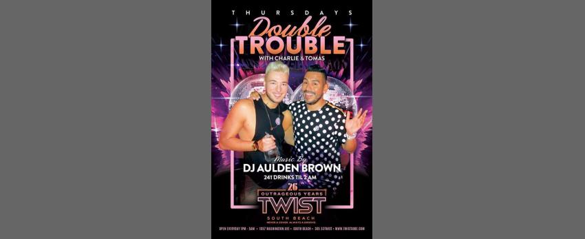 Double Trouble Thursdays
