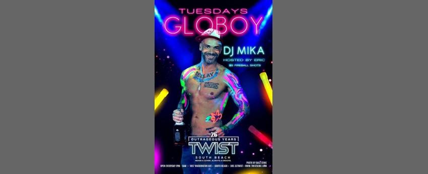 Globoy Tuesdays!