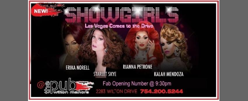 Showgirls at thePUB