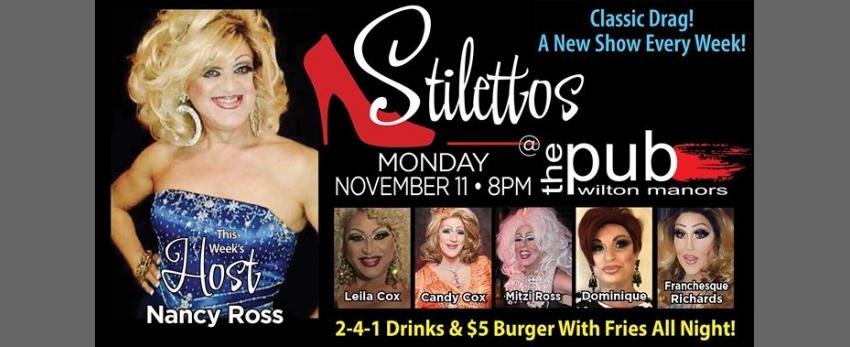 Stilettos - New Show - Classic Drag
