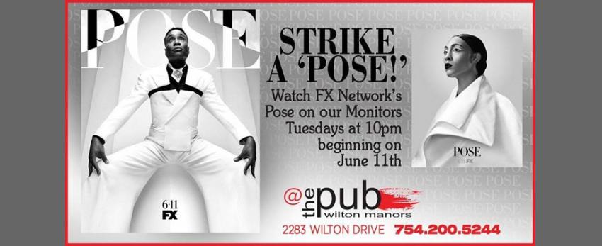 POSE Watch Party - Tuesdays 10pm @thePUB