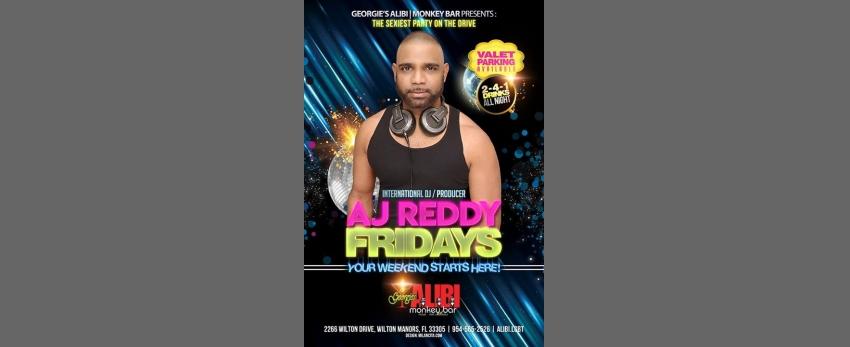 DJ AJ Reddy at Georgie's
