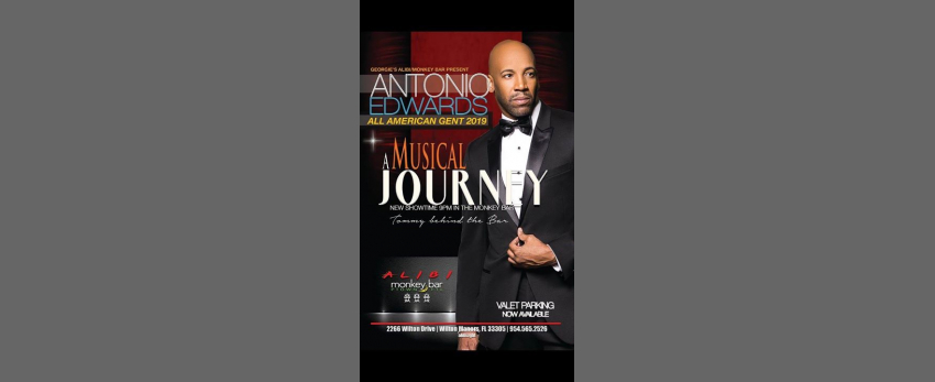 A Musical Journey with Antonio Edwards