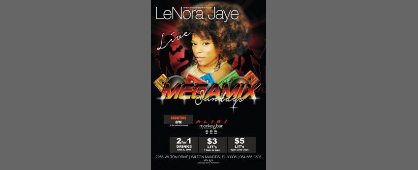 Lenora Jaye Megamix Sundays
