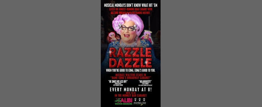 Broadway Baby! Dame Edna Mondays at Georgie's