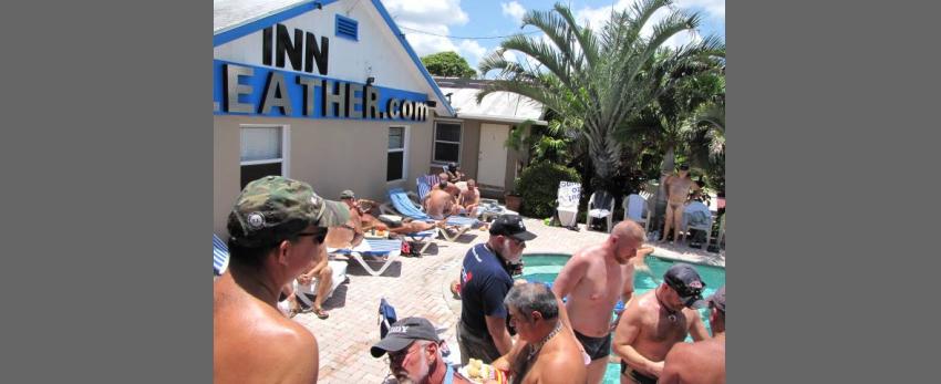 South Florida Men Enjoying Nature