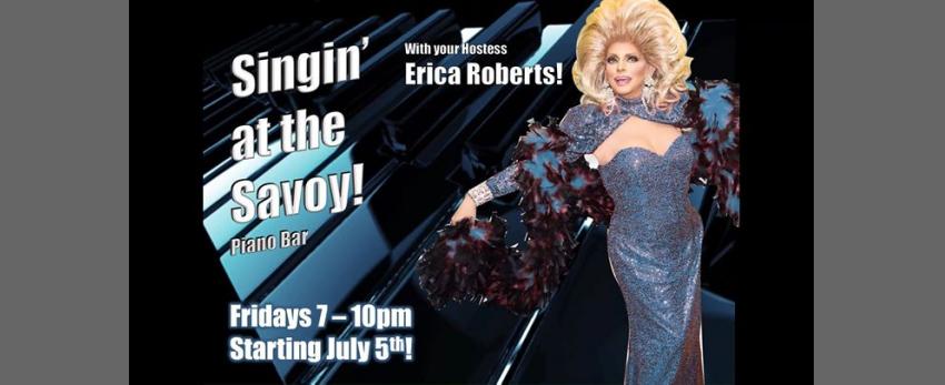 Singin' at the Savoy!