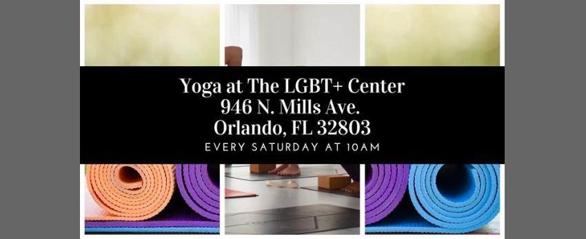 Yoga at The Center Orlando