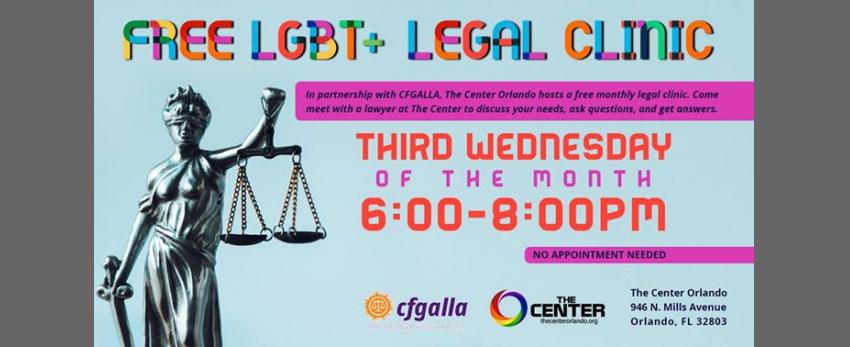 LGBT+ Legal Clinic