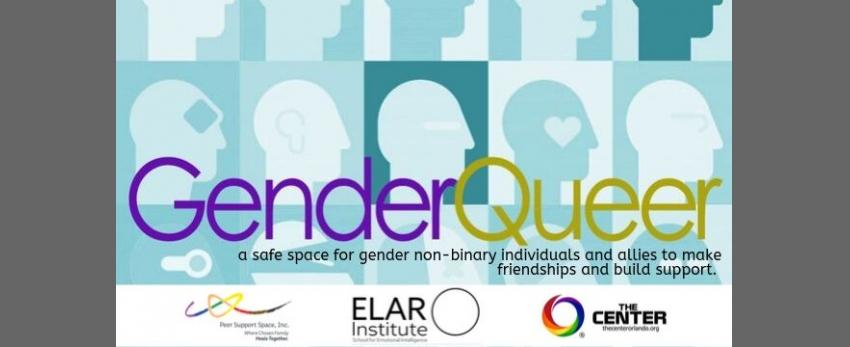 GenderQueer Community Group