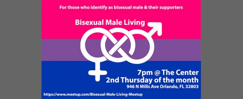 Bisexual Male Living