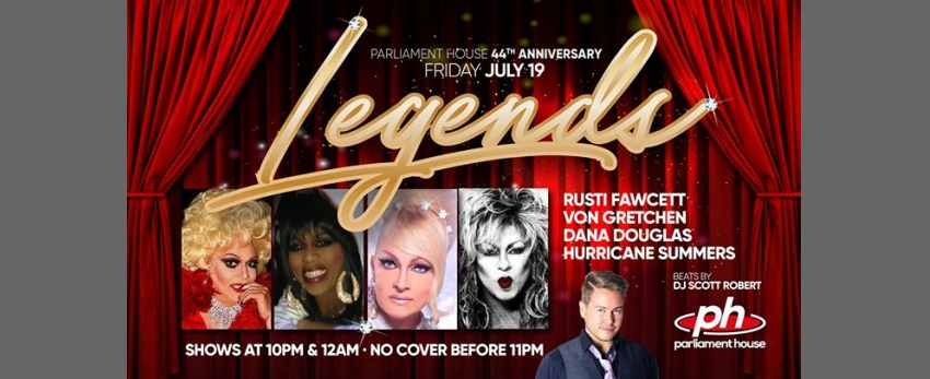 44th Anniversary Legends Show