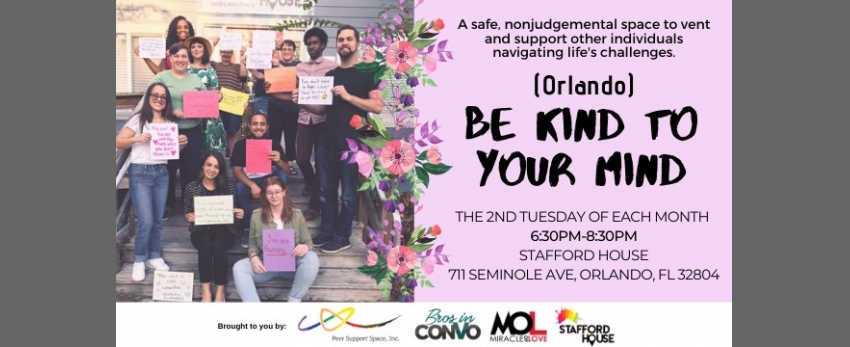 Be Kind to Your Mind (Orlando)