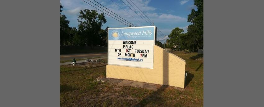 PFLAG Orlando North Support Meeting (Longwood)