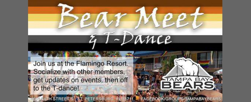 Tampa Bay Bears Monthly Meeting & T-Dance