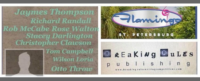 Multiple Author Book Signing At The Flamingo Resort