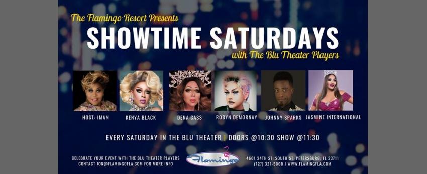 Showtime Saturdays