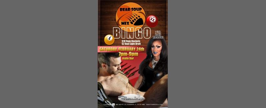 Bear Soup Bingo with Host Lady Liemont