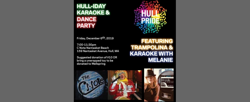 Hull-iday Karaoke and Dance Party