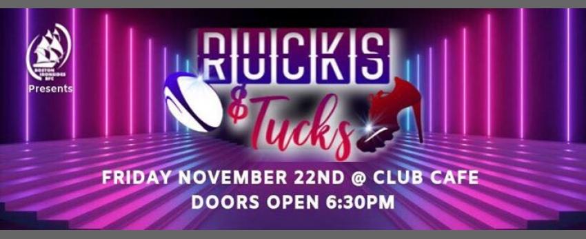 Rucks & Tucks - Fall 2019